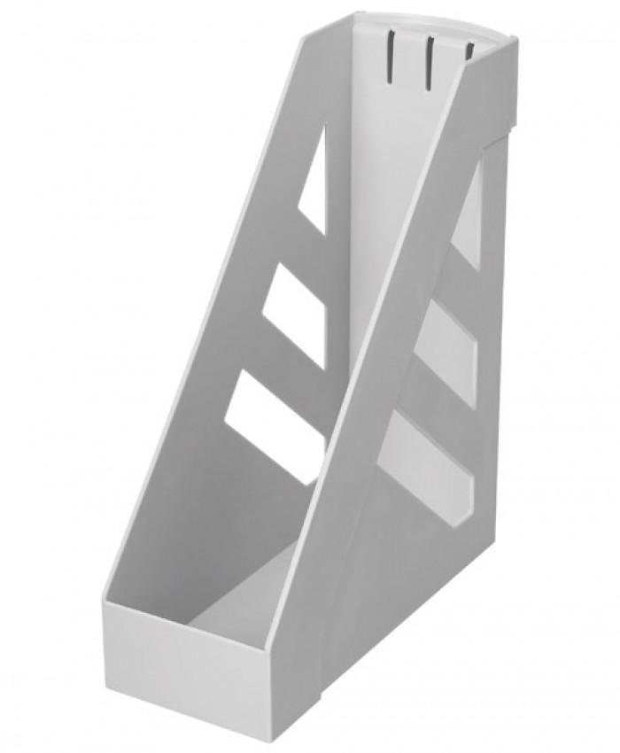 """Лоток вертикальный """"Ультра"""" , серый (СТАММ ЛТ01)"""