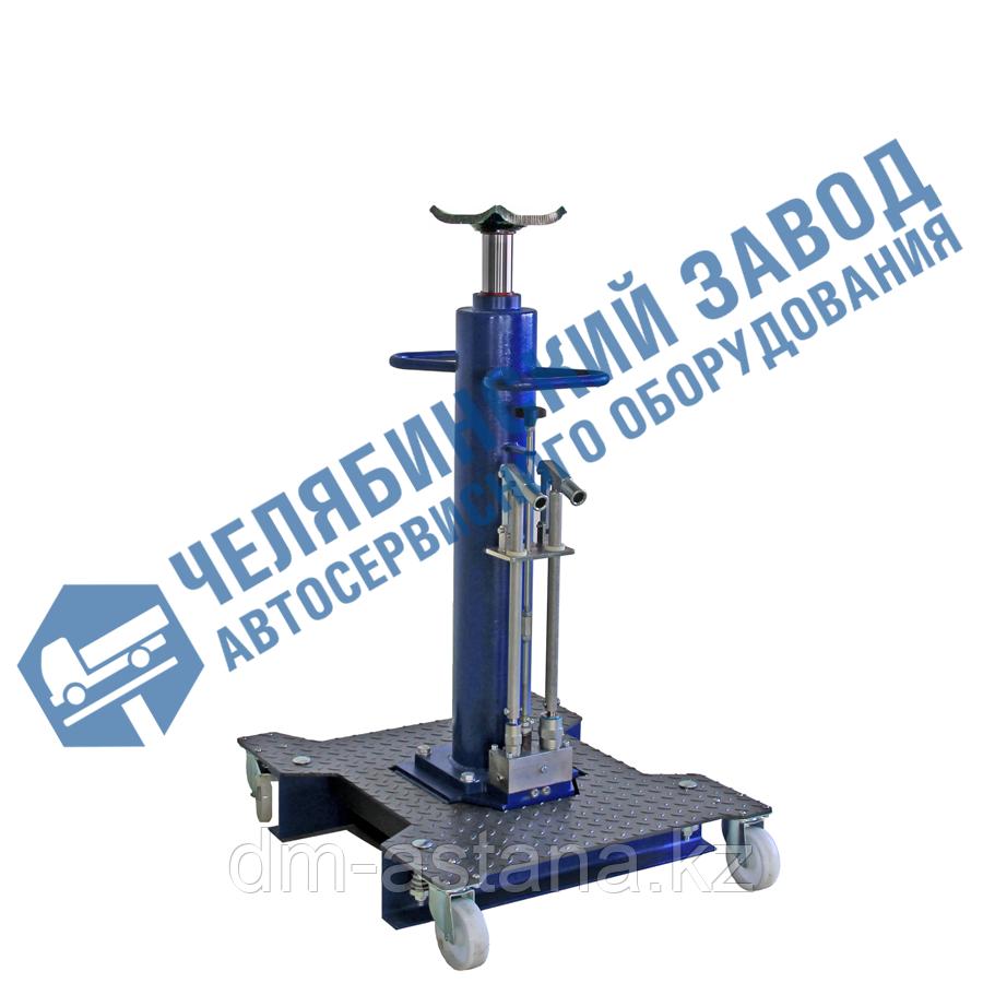 Подъемник напольный г/п 10 тонн , ЧЗАО