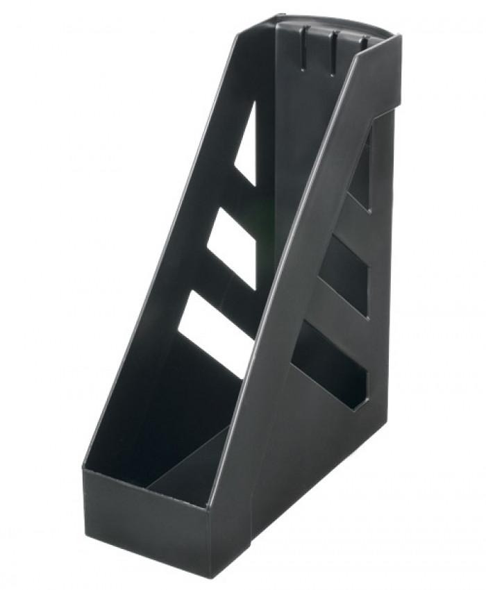 """Лоток вертикальный """"Ультра"""" , черный (СТАММ ЛТ02)"""