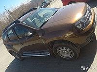 "Пороги для автомобиля Renault Duster 2012- ""Эстонец"", фото 1"