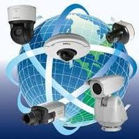 Установка систем видеонаблюдения.