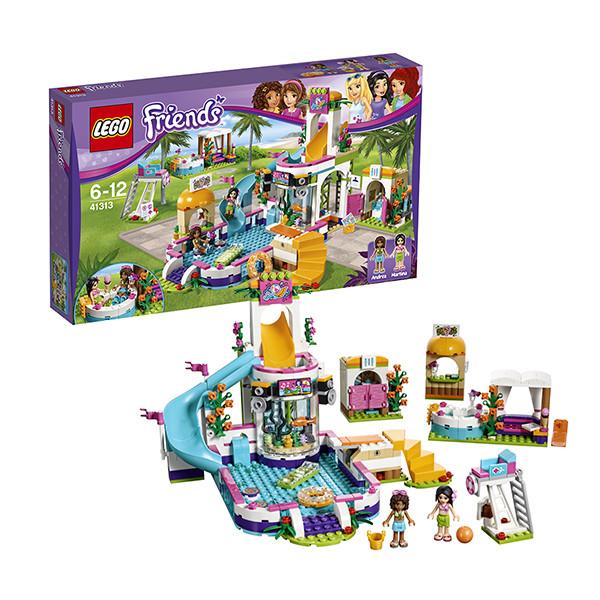 LEGO Подружки Летний бассейн