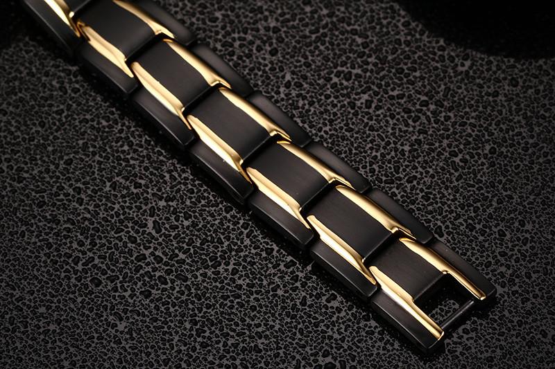 Магнитный браслет N11 - Вставка 4/1 :магнит,германий,инфракрасные лучи,отрицательные ионы.