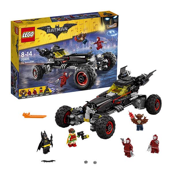 LEGO ЛЕГО Фильм: Бэтмен Бэтмобиль