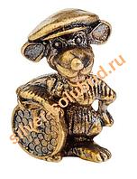 Сувенир мышка на удачу в кошелек