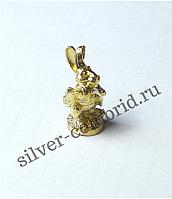 Сувенир кролик в кошелек Сочи