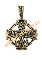 Оберег крест тамплиеров Сочи