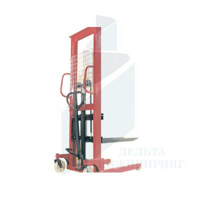Штабелер гидравлический TOR PMS1000-1600