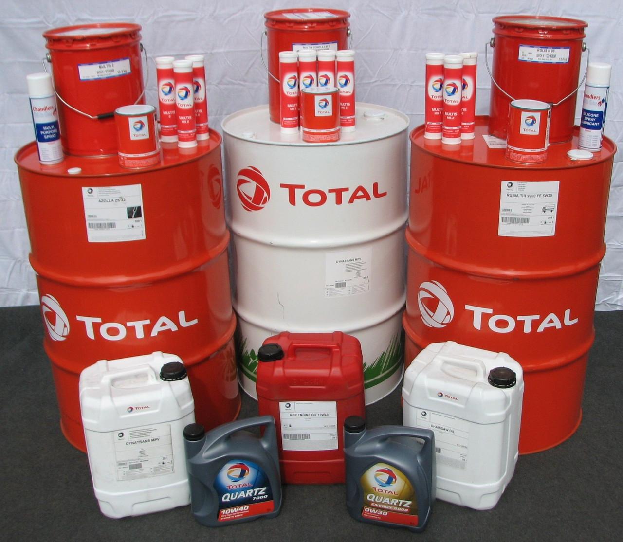 Total Rubia 8900 10w40 дизельное синтетическое масло 208л.