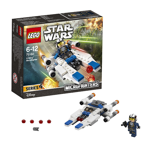 LEGO Звездные войны Микроистребитель типа U™