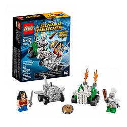 LEGO Супер Герои Mighty Micros: Чудо-женщина против Думсдэя