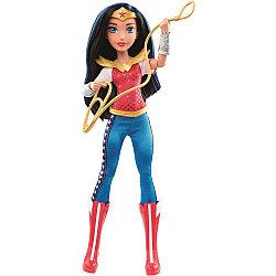 Кукла супергёрлс Super Hero Girls Чудо женщина DLT61