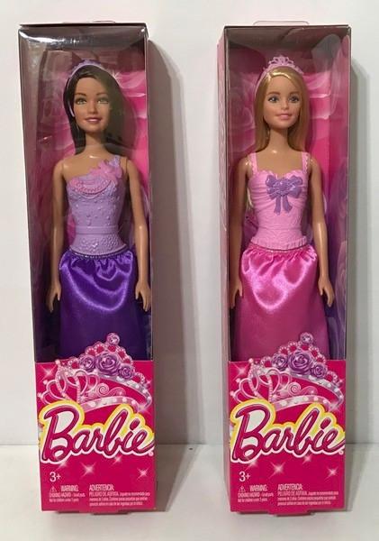 Barbie DMM06 Базовые принцессы в асс