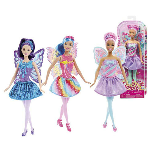 Barbie DHM50 Куклы-феи в ассортименте/DHM56