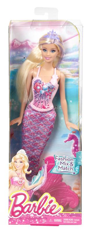 Кукла Barbie DRV21 Русалка