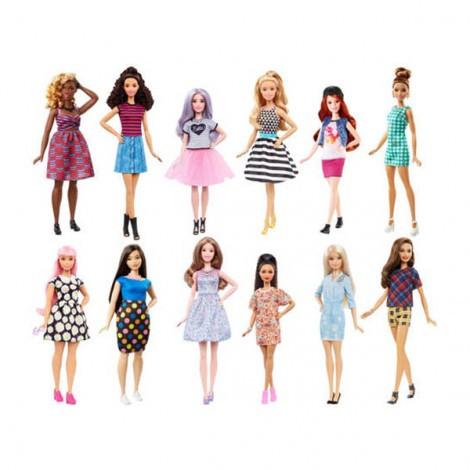 Кукла Барби Barbie МОДНИЦА Игра с модой FBR37