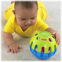 "Fisher price W3116 Развивающая игрушка ""Звенящий мячик"""