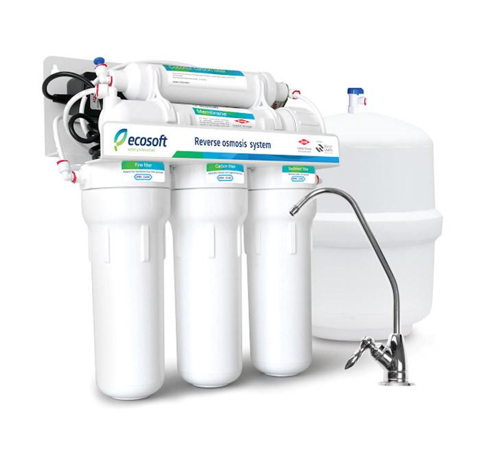 Фильтр обратного осмоса Ecosoft MO 7-50Р