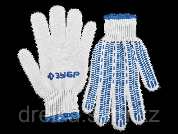 Перчатки трикотажные, с защитой от скольжения, 10 класс, фото 2