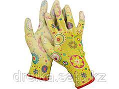 Перчатки садовые GRINDA