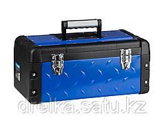 Ящик для инструментов ЗУБР 38155-18, СПЕЦ, металлический, 18 дюймов