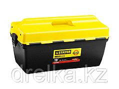 """Ящик для инструментов STAYER 2-38005-19_z01, MULTY TRAY, пластиковый, раскладной, 480 x 250 x 260 мм, 19"""""""