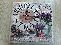 Часы настенные. Old Town - Coffee