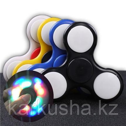 Fidget Spinner LED light(Фиджет спиннер светящийся0