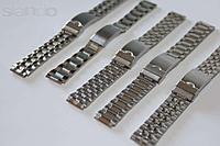 Металлические браслеты для часов (22 мм)
