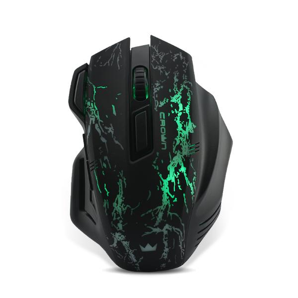 Игровая мышь Crown CMXG-601 (Black)