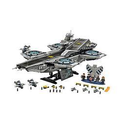 Конструктор LEGO Super Heroes 76042 Воздушный перевозчик организации Щ.И.Т.