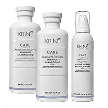 Абсолютный объем - Keune Care Absolute Volume