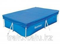 Тент для каркасного бассейна BestWay 58105 (264х174см)