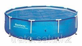 Солнечное покрывало для бассейна BestWay (4,57см)