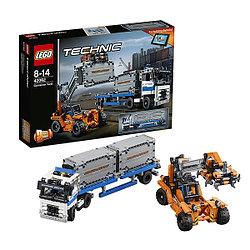 LEGO  Техник Контейнерный терминал
