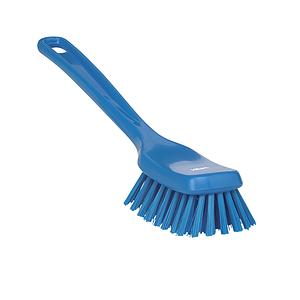 Универсальная щетка Vikan, 260 мм, средний ворс, синий цвет