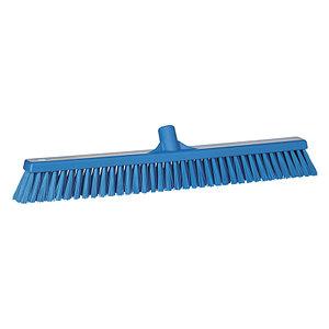 Щётка Vikan для подметания пола мягкая, 610 мм, синий цвет