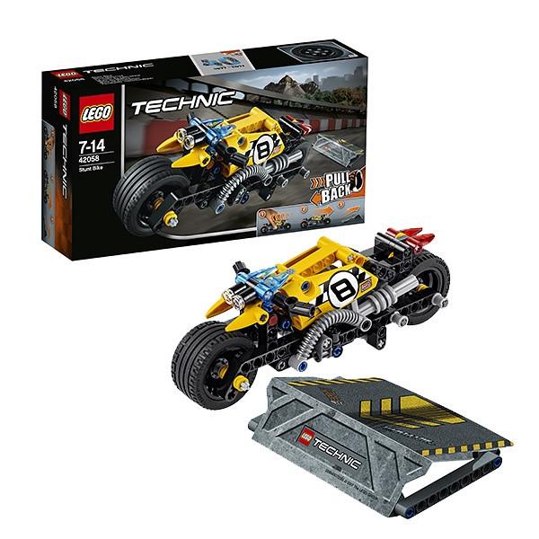 LEGO Техник Мотоцикл для трюков