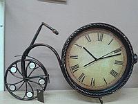 """Часы настольные. """"Велосипед"""""""