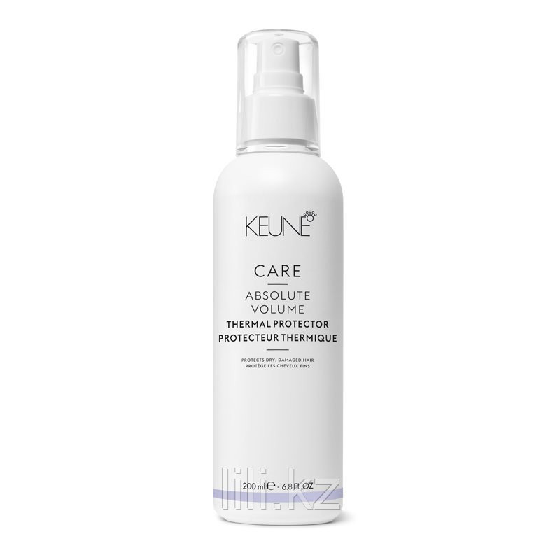 Термозащитный спрей «Абсолютный объем» - Keune Care Absolute Volume Thermal Protector 200 мл.