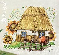 """Набор для вышивания крестом """"Хатка"""", фото 1"""