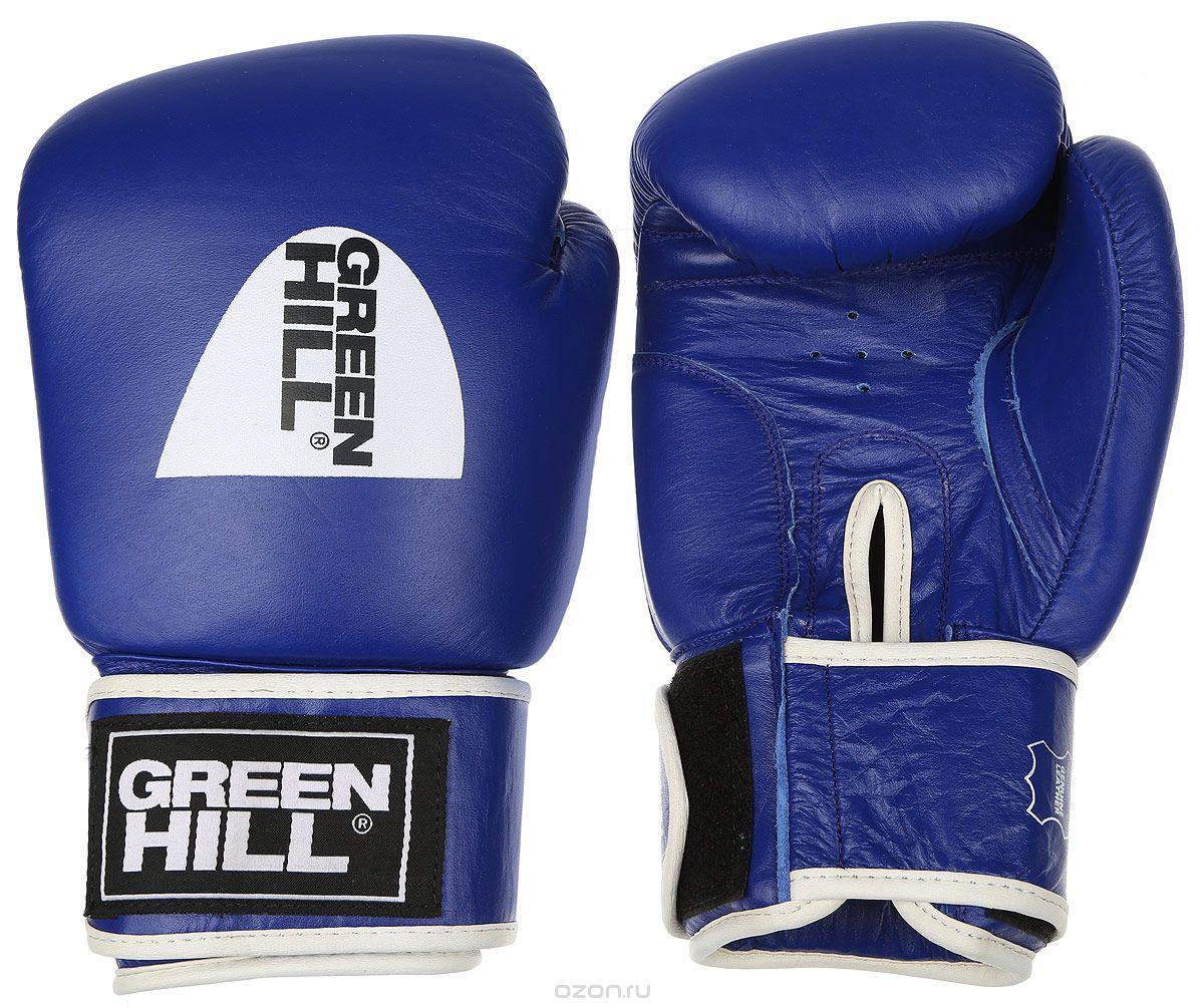 Боксерские перчатки GREEN HILL