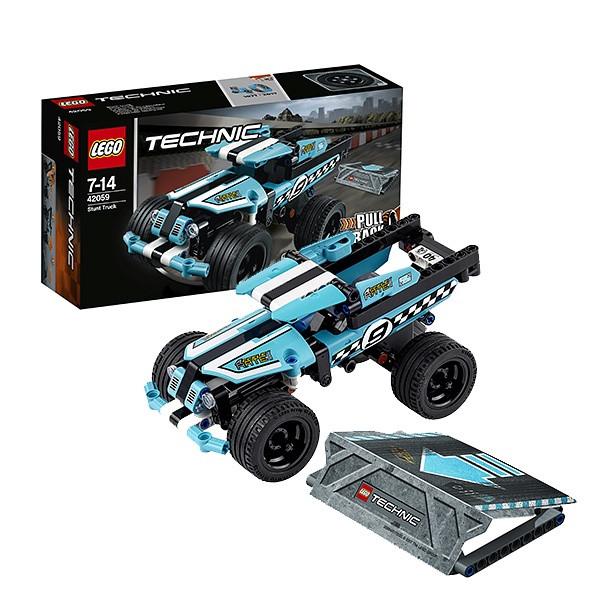 LEGO Техник Трюковой грузовик