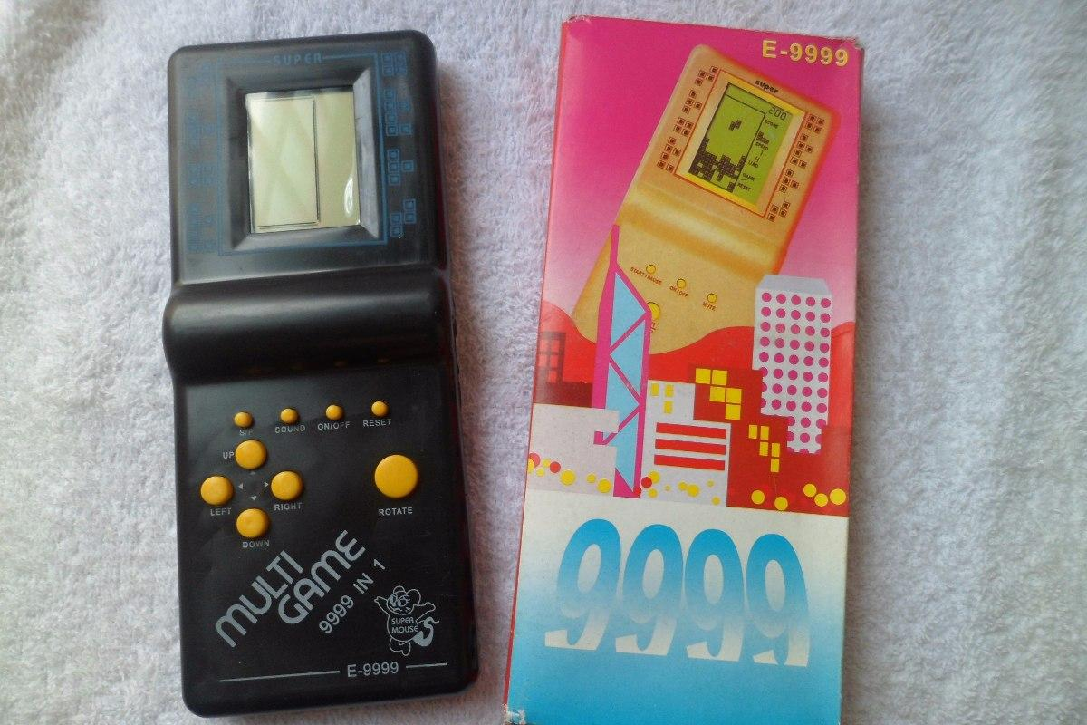 Игровая консоль Тетрис Brick Game E-9999