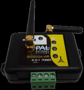Модель KeyLock-WR: GSM ключ, контроллер, модуль WR