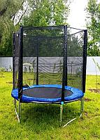 Батут Get Jump TRAMPOLINE FITNESS 180 см с сеткой