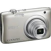 Фотоаппарат компактный Nikon COOLPIX A100 серебро, фото 1