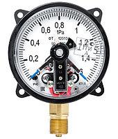 ДА2010Ф манометр (мановакуумметр) электроконтактный