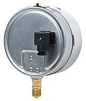 ДВ2005Ф SG IP54  манометр (вакуумметр) электроконтактный пылевлагозащищенный