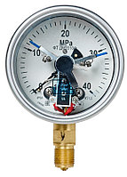 ДВ2010Ф SG IP54 манометр (вакуумметр) электроконтактный пылевлагозащищенный